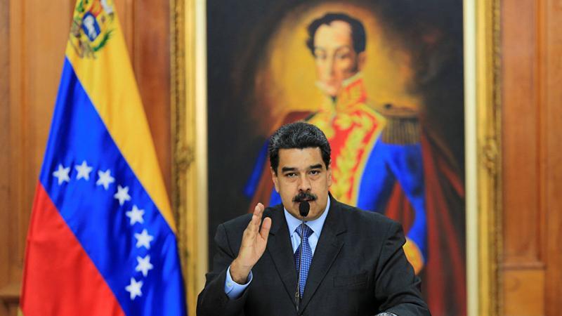 Maduro: Venezuela Irak veya Libya değil