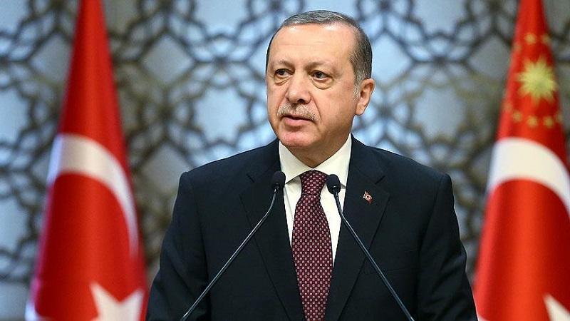 Cumhurbaşkanı Erdoğan: Kudüs üzerindeki haklarımızdan taviz vermeyeceğiz