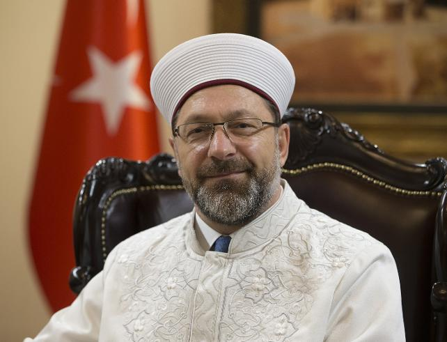 Diyanet İşleri Başkanı Ali Erbaş: Cemaatlere kontrol mekanizması şart