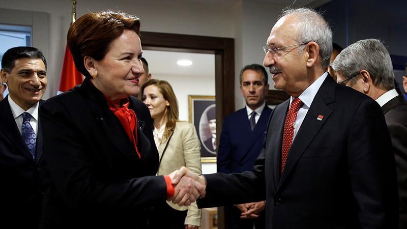 Kılıçdaroğlu ve Akşener'den ortak açıklama: Parlementer sisteme döneceğiz