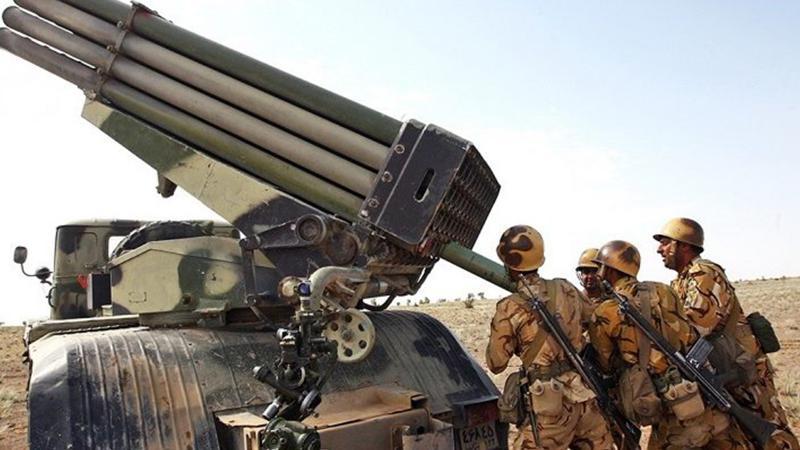 İran Ordusu, Erbil'deki İKDP kampını vurdu