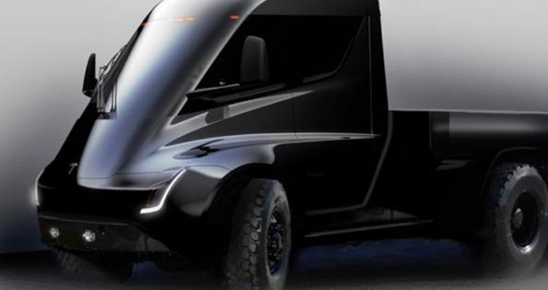 Tesla'nın yeni projesi elektrikli pickup