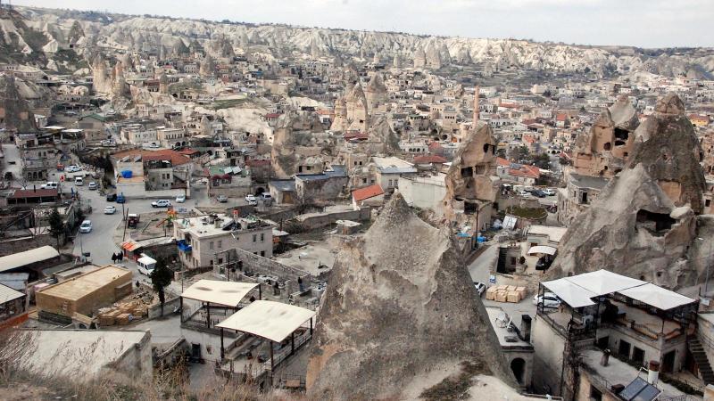 Kapadokya'da 15 yapı daha yıkılacak!