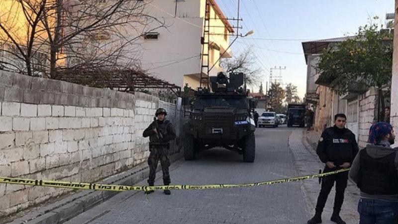 Terör örgütü PYD/ PKK'dan roketli saldırı