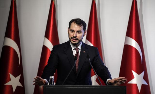 Bakan Albayrak bütçe açığını açıkladı: 72.6 milyar lira!