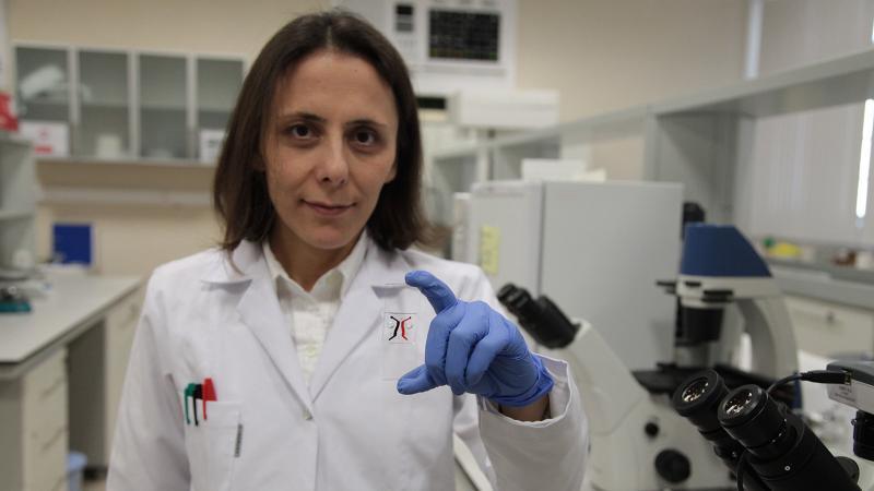 Kanser tedavisi için 3D yazılımlı mikroçip üretti