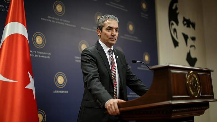 ABD heyeti Menbiç gündemiyle Ankara'da!