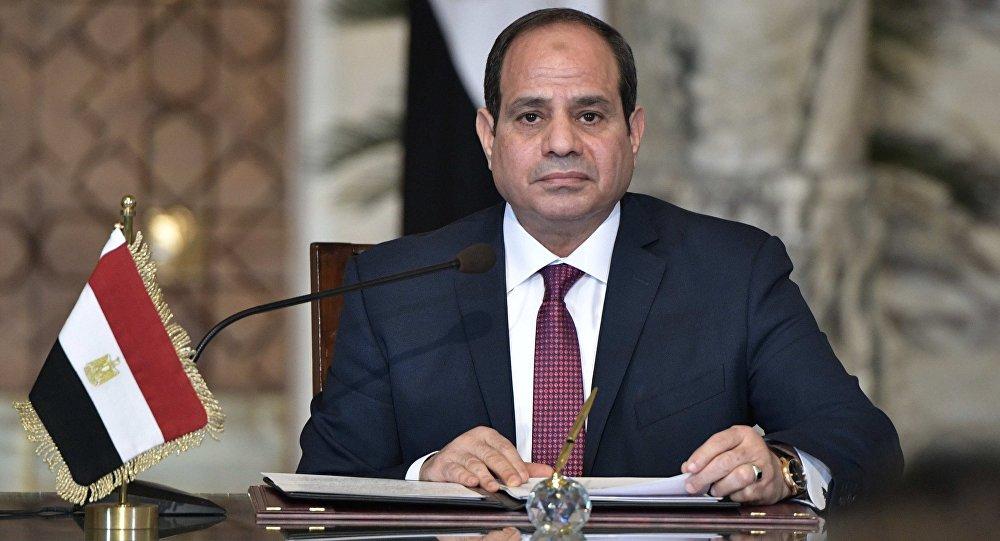 Mısır Cumhurbaşkanı Sisi: Sina Yarımadası'nda İsrail ile yardımlaşıyoruz