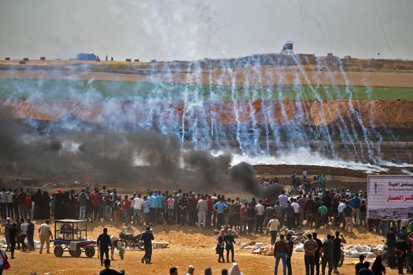 ABD provokasyonuna karşı Kudüs ayakta!