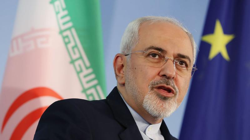 İran Dışişleri Bakanı Zarif: ABD'nin silahları El Kaide ve IŞİD'in eline geçti