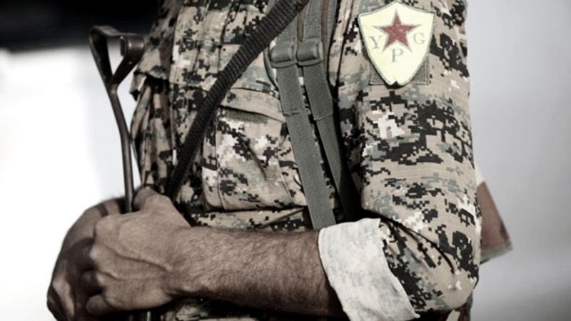 Afrin'deki teröristten 'sivil kıyafet' itirafı