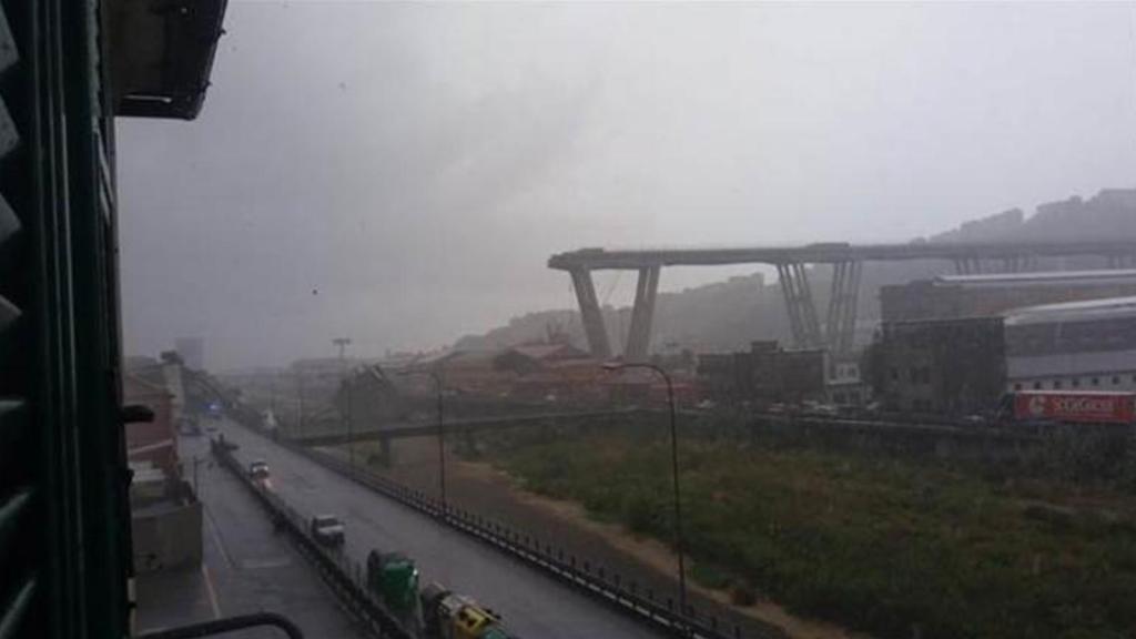 İtalya'da köprü çöktü! ölenlerin sayısı 22'ye yükseldi, çok sayıda yaralı var