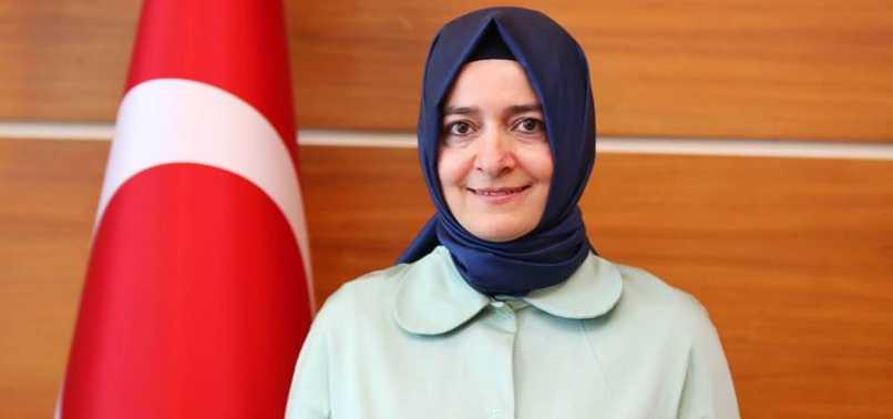 Aile Bakanı Kaya'nın ablası büyükelçi oldu