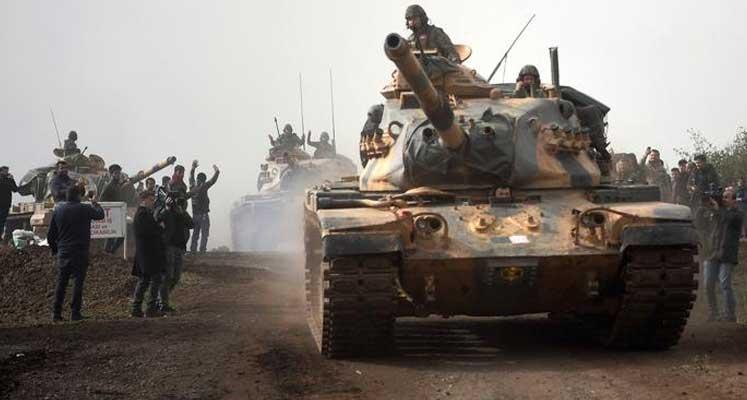 Afrin'de 3991 terörist etkisiz hale getirildi