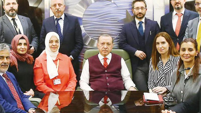 Erdoğan: Katar Emiri uçağı hibe etti (Şahsıma değil, Türkiye Cumhuriyeti'ne hediyesi)