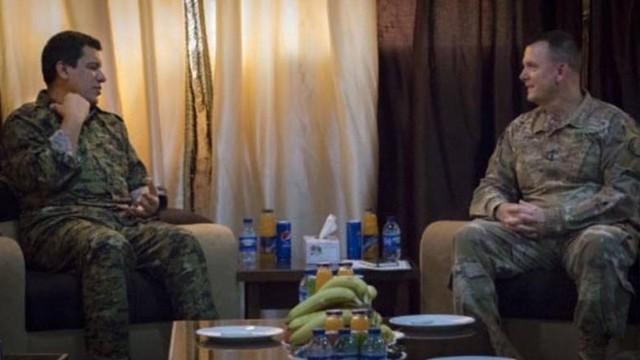 ABD - PKK yine aynı karede
