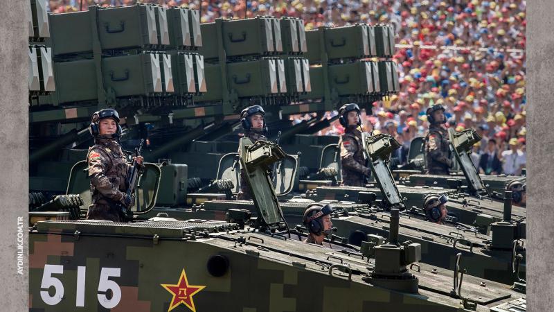 Pentagon'da Çin korkusu: Ordu teknolojisi dünya lideri oluyor!