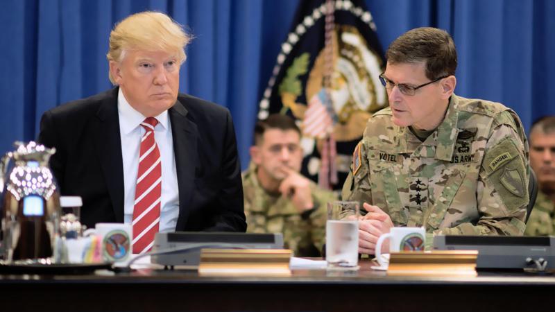 Trump çekiliyoruz derken, Pentagon'dan Suriye'ye yeni asker sevkıyatı