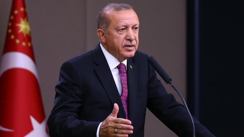Erdoğan: AK Parti, Atatürk'ün başlattığı milli mücadele ruhunun temsilcisidir