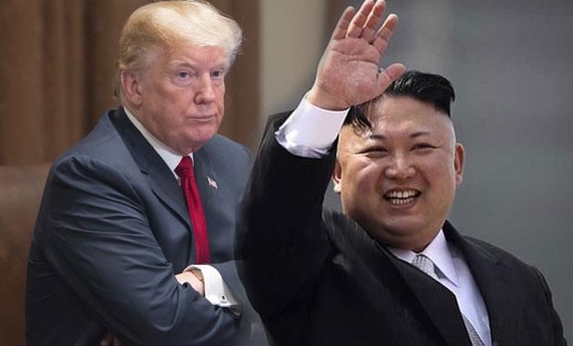 Trump-Kim zirvesi iptal!