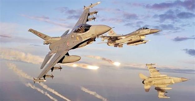 Kandil'e hava harekâtı: 35 terörist etkisiz hale getirildi