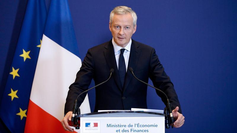 Fransız Bakan: ABD'nin dünya ekonomi polisi olmasına izin vermeyeceğiz