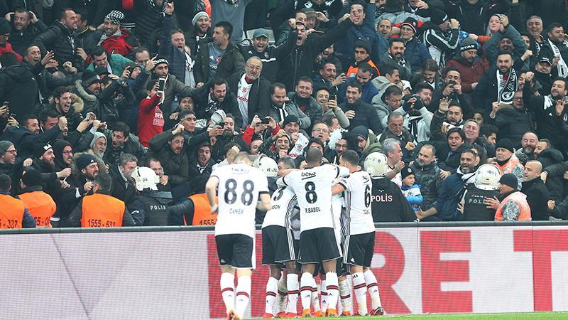 Beşiktaş-Fenerbahçe: 3-1