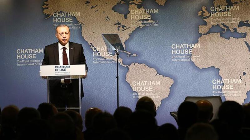Erdoğan'dan Kudüs yorumu: 2. Dünya Savaşı'nın karanlık günleri gibi