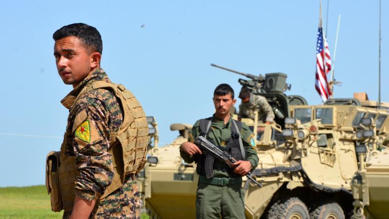 YPG: ABD mücadele ortağımız, Soçi'yi tanımıyoruz!
