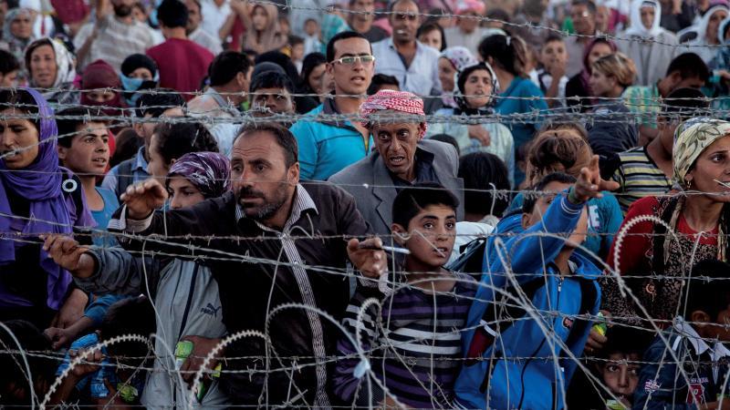 BM'den Türkiye'ye mülteci akını uyarısı