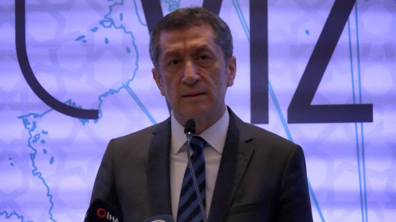 Milli Eğitim Bakanı'ndan 'sistem değişikliği' açıklaması