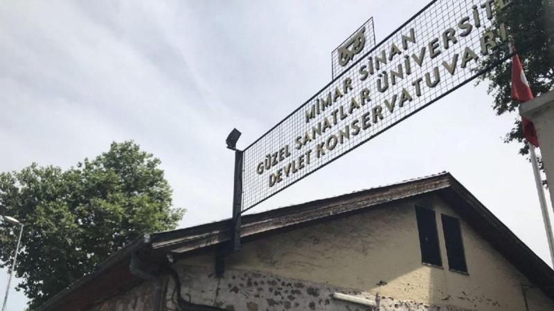 Mimar Sinan'a tahliye kararı: Konservatuarı terk edin!