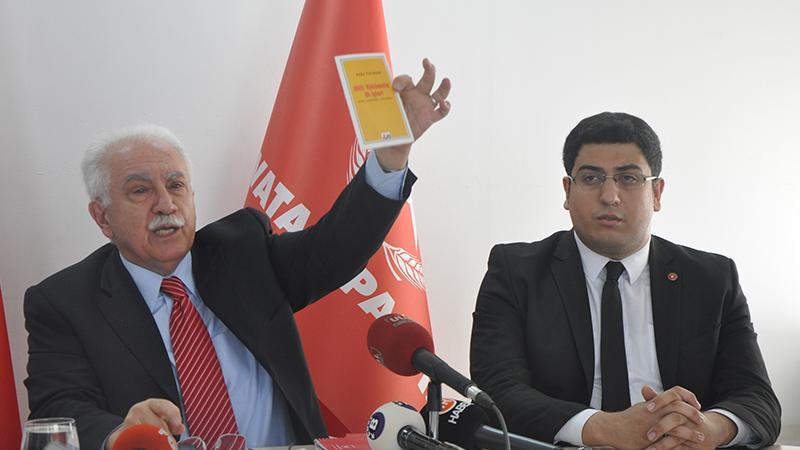 Perinçek: Türkiye için olağanüstü çözümler gündemde