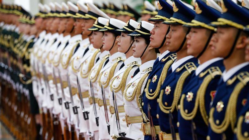 Çin'den sert mesaj: Dış müdahaleye izin vermeyiz!