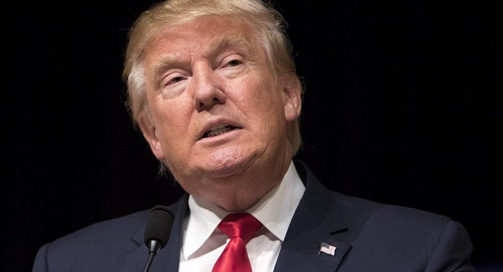 Trump'tan KDHC'ye teşekkür