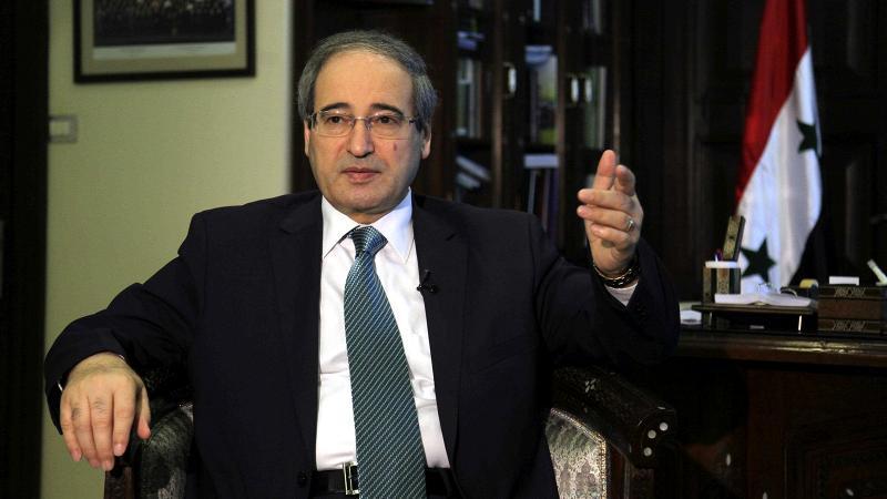 Suriye Dışişleri: Türkiye'yle ilişkilerin düzelmesini umuyoruz