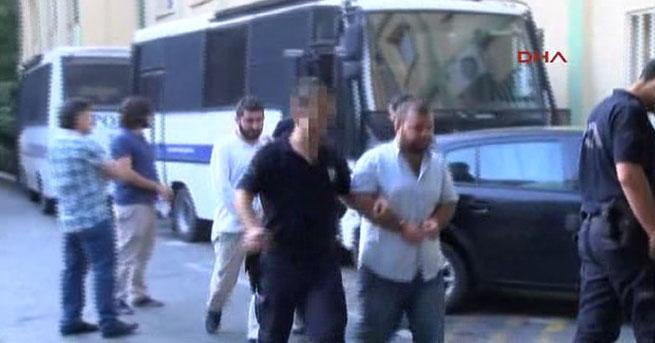 İstanbul'da IŞİD operasyonu: 54 gözaltı