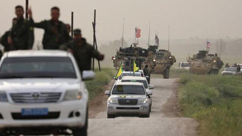 ABD heyeti Kobani'de PKK ile toplantı yaptı