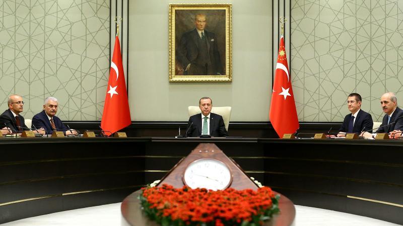 Beştepe'de kritik ekonomi toplantısı
