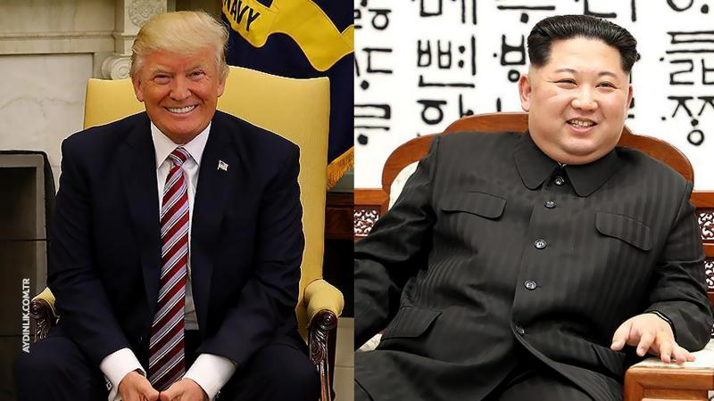Tüm dünyanın gözü yarınki Trump-Kim zirvesinde