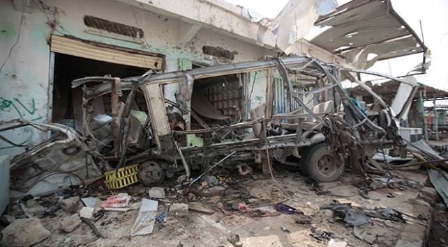Yemen'de 40 çocuğun katledildiği saldırıda ABD bombası kullanıldı