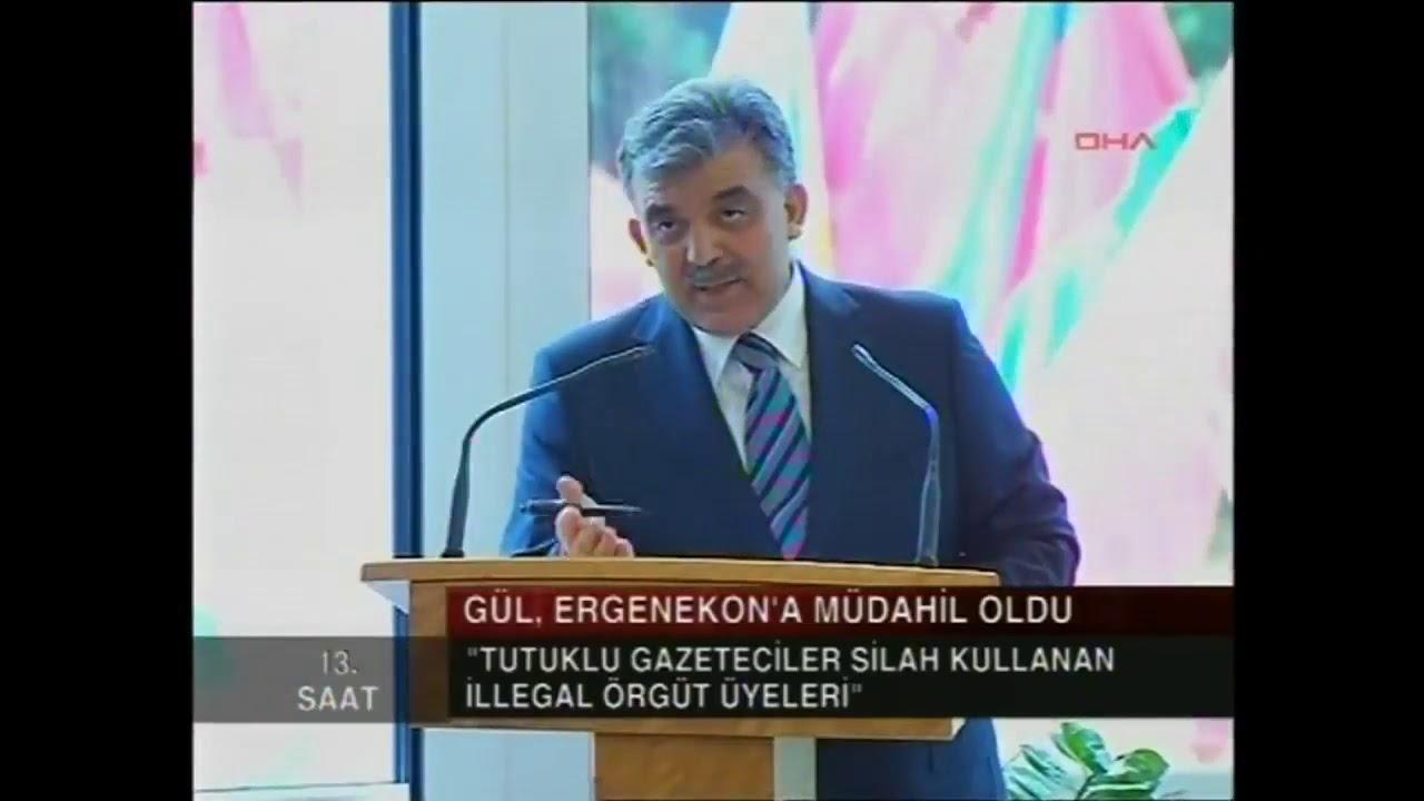 Abdullah Gül, FETÖ Savcısı gibi