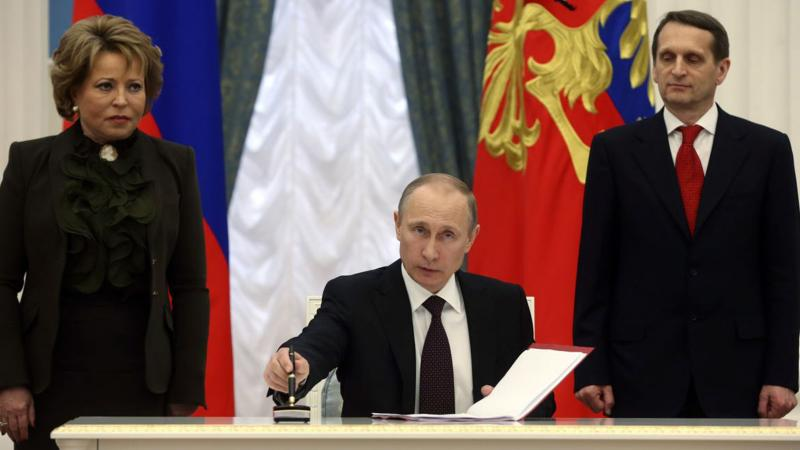 Rusların en güvendiği siyasetçi Putin