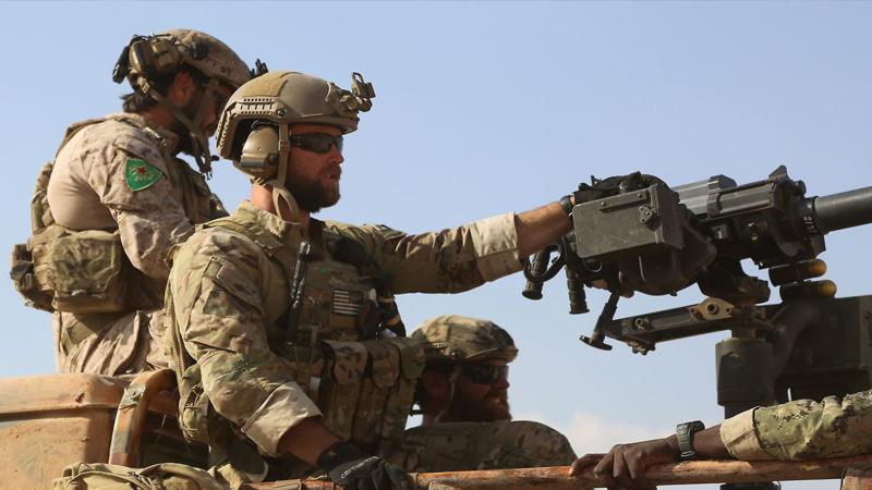 Brett McGurk: İç güvenlik güçleri kurulana kadar Suriye'de kalacağız