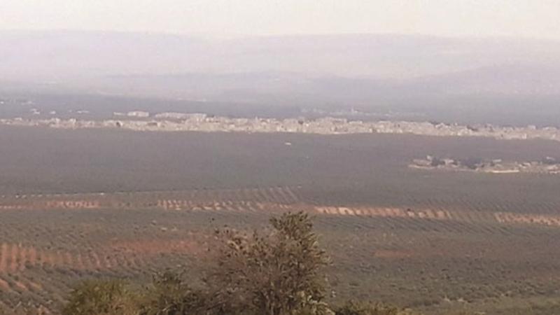 PKK/YPG Cinderes'i boşaltıyor