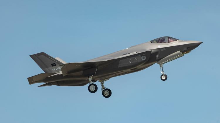Türkiye F-35 konusunda alternatifsiz değil