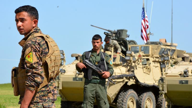 Pentagon, YPG'ye harcadığı terör bütçesini artırdı!