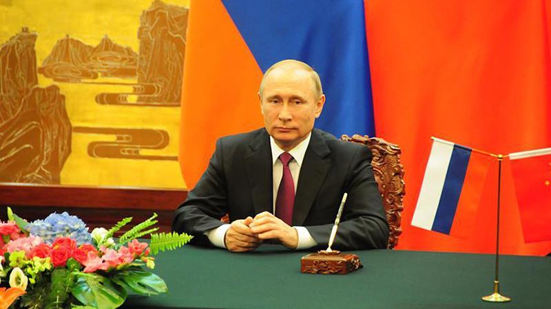 Putin, ABD'ye 'karşı yaptırım' yasasını onayladı