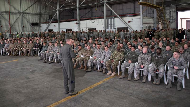 Jeffrey Ankara'ya, Amerikalı komutan İncirlik'e!