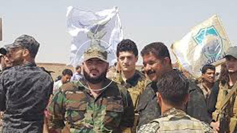 YPG komutanı TSK'ya teslim oldu
